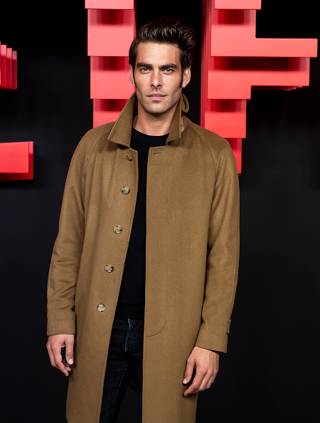 Camel Coat「Netflix Celebrates The Opening Of Its Production Hub In Madrid」:写真・画像(17)[壁紙.com]