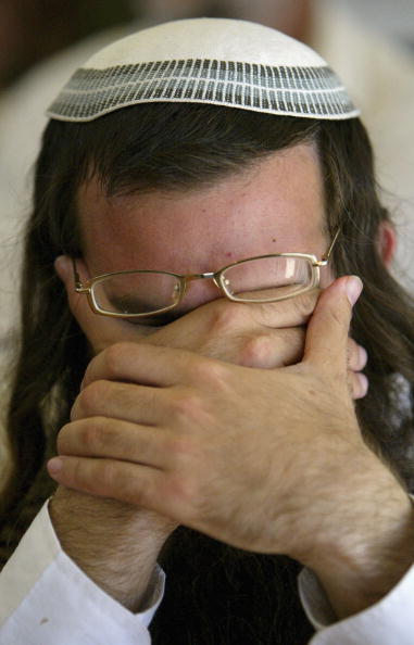 Skull Cap「Last Gaza Strip Settlement Of Netzarim Evacuated Peacefully」:写真・画像(8)[壁紙.com]