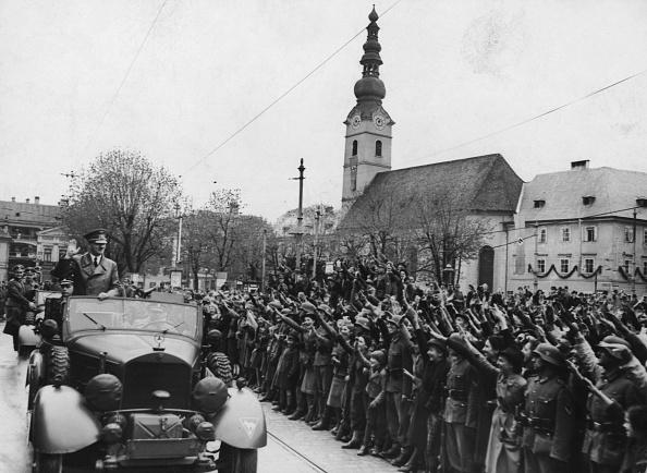 Austria「Hitler In Klagenfurt」:写真・画像(2)[壁紙.com]