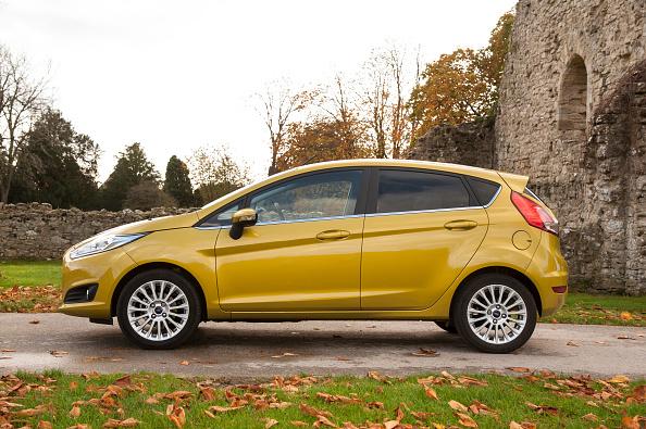 2013「2013 Ford Fiesta Econetic」:写真・画像(4)[壁紙.com]