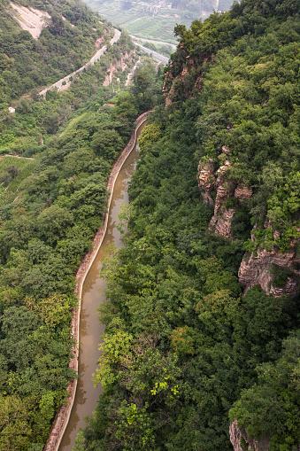 Eco Tourism「Henan linzhou red flag canal」:スマホ壁紙(13)