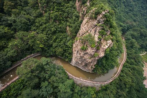 Eco Tourism「Henan linzhou red flag canal」:スマホ壁紙(14)