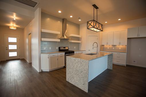 Quartz「Beautiful Modern Kitchen in a New Home」:スマホ壁紙(15)
