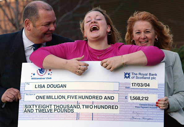 Winning「Britain's Youngest Lottery Winner Celebrates Jackpot」:写真・画像(16)[壁紙.com]