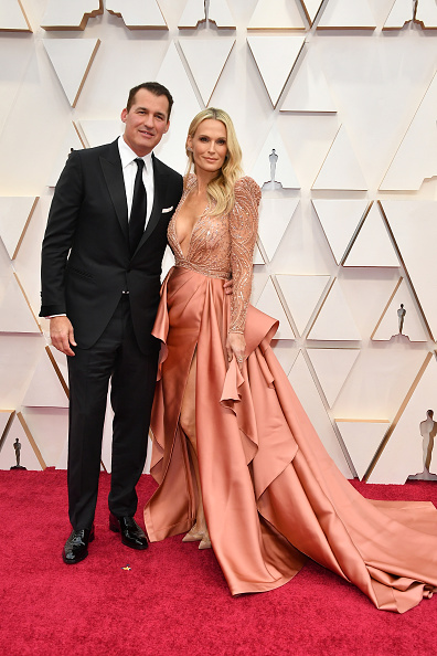 Leather Shoe「92nd Annual Academy Awards - Arrivals」:写真・画像(7)[壁紙.com]