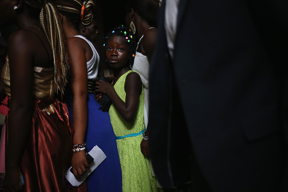Wedding Reception「Liberia Turns Towards Normalcy As Fight Continues To Eradicate Ebola」:写真・画像(14)[壁紙.com]