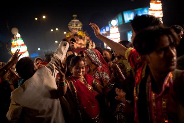 Delhi「Indians Celebrate During Wedding Season」:写真・画像(2)[壁紙.com]