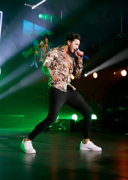 Sebastián Yatra「Spotify ¡Viva Latino! Live」:写真・画像(17)[壁紙.com]
