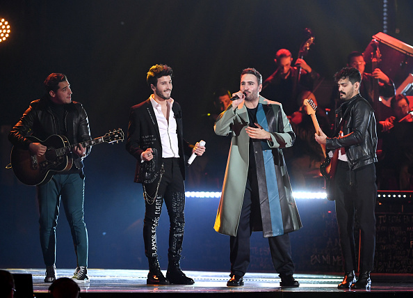 Sebastián Yatra「The 20th Annual Latin GRAMMY Awards - Show」:写真・画像(7)[壁紙.com]