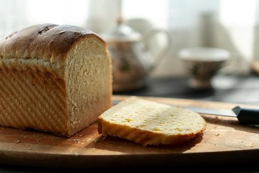 Loaf of Bread「homemade white bread」:スマホ壁紙(13)
