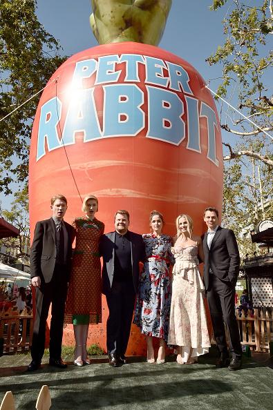 "Rose Byrne「Premiere Of Columbia Pictures' ""Peter Rabbit"" - Red Carpet」:写真・画像(11)[壁紙.com]"