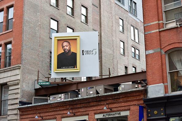 ニューヨークファッションウィーク「E!'s Front Five Soho billboard For NYFW Including LaQuan Smith」:写真・画像(4)[壁紙.com]