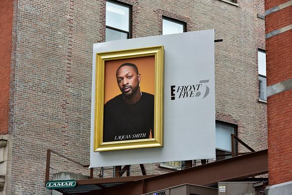 ニューヨークファッションウィーク「E!'s Front Five Soho billboard For NYFW Including LaQuan Smith」:写真・画像(3)[壁紙.com]