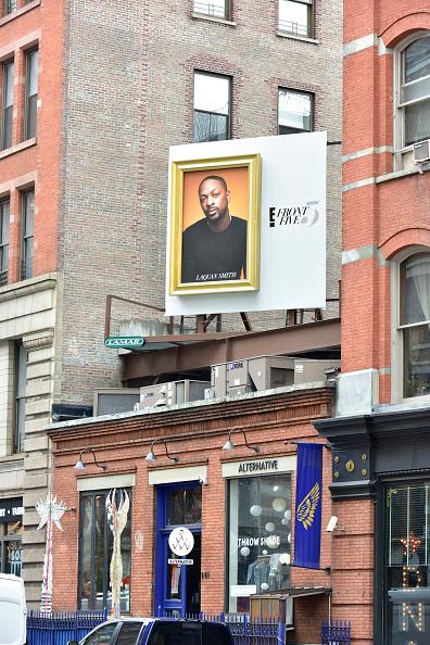 ニューヨークファッションウィーク「E!'s Front Five Soho billboard For NYFW Including LaQuan Smith」:写真・画像(0)[壁紙.com]