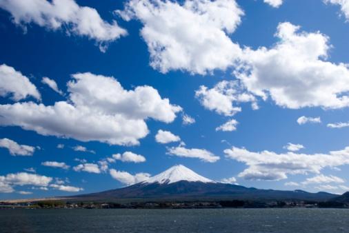 Mt Fuji「Mt. Fuji, Yamanashi Prefecture, Japan」:スマホ壁紙(2)