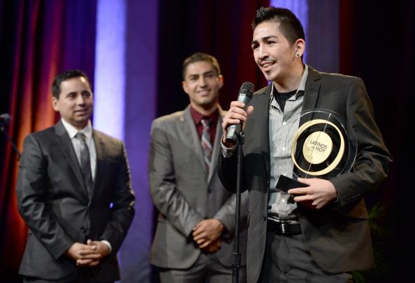 Leo Santa Cruz「The '2013 Latinos de Hoy Awards' At Los Angeles Times Chandler Auditorium」:写真・画像(10)[壁紙.com]