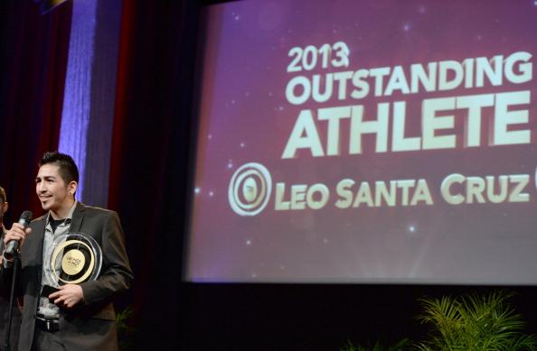 Leo Santa Cruz「The '2013 Latinos de Hoy Awards' At Los Angeles Times Chandler Auditorium」:写真・画像(9)[壁紙.com]