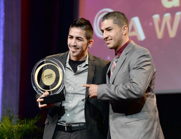 Leo Santa Cruz「The '2013 Latinos de Hoy Awards' At Los Angeles Times Chandler Auditorium」:写真・画像(5)[壁紙.com]