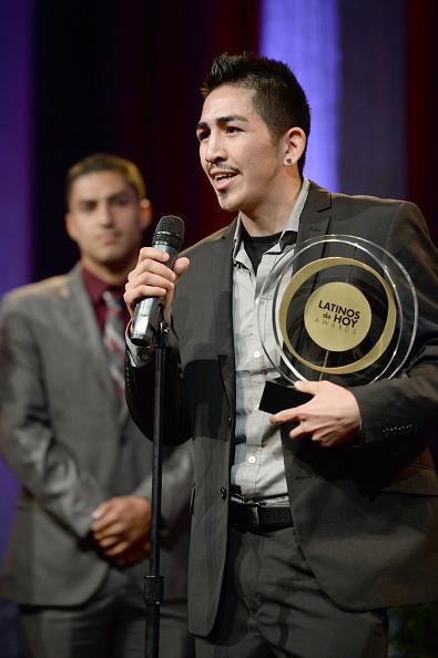 Leo Santa Cruz「The '2013 Latinos de Hoy Awards' At Los Angeles Times Chandler Auditorium」:写真・画像(6)[壁紙.com]