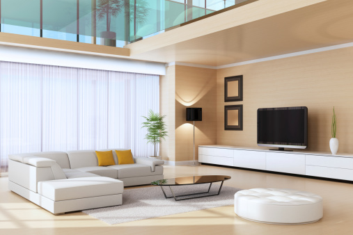 Armchair「Modern Penthouse」:スマホ壁紙(14)