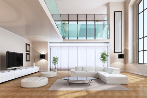 Television Industry「Modern Penthouse」:スマホ壁紙(11)
