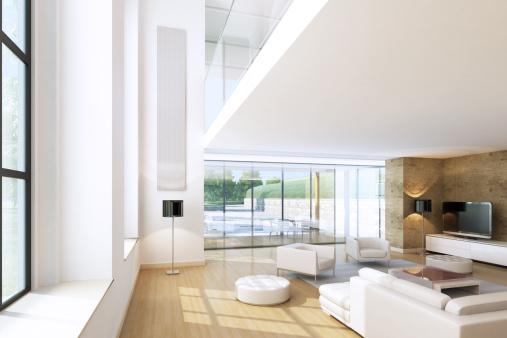 Hotel「Modern Penthouse Living Room」:スマホ壁紙(18)
