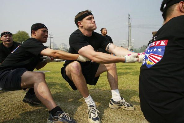 Pulling「US and South Korean Forces Hold Command Organization Day」:写真・画像(1)[壁紙.com]