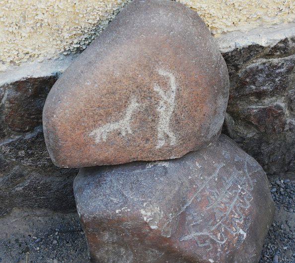 Animals Hunting「Stone Figures」:写真・画像(11)[壁紙.com]