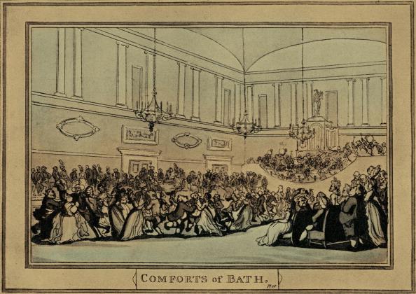 City Life「'Comforts of Bath'」:写真・画像(7)[壁紙.com]
