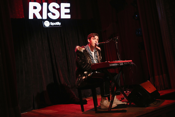 Monica Schipper「Spotify Hosts a Special Event for Lauv, a RISE artist, and His Fans」:写真・画像(10)[壁紙.com]
