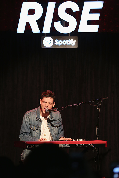Monica Schipper「Spotify Hosts a Special Event for Lauv, a RISE artist, and His Fans」:写真・画像(9)[壁紙.com]