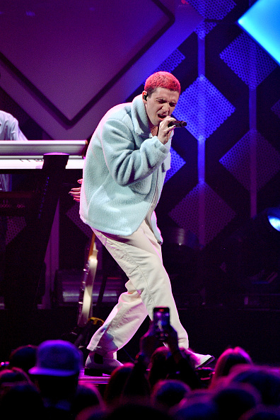 Dia Dipasupil「iHeartRadio's Z100 Jingle Ball 2019 Presented By Capital One - Show」:写真・画像(15)[壁紙.com]