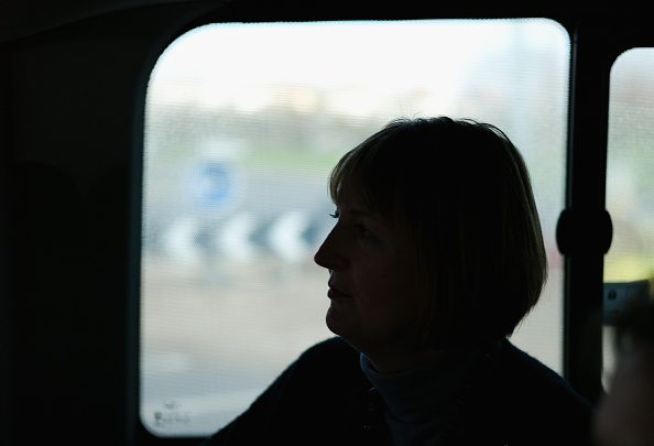 Shadow「Deputy Leader Of The Labour Party Harriet Harman Campaigns On The Pink Bus」:写真・画像(17)[壁紙.com]