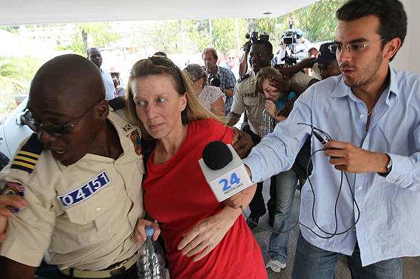 Court Hearing Held For Missionaries Suspected Of Taking Kids Out Of Haiti:ニュース(壁紙.com)