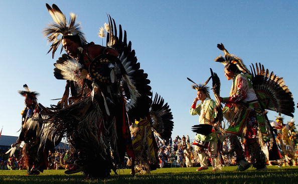Clear Sky「ID: Traditional Pow-Wow Features Native American Pageantry」:写真・画像(8)[壁紙.com]