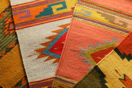 Indigenous Culture「Native American Blankets」:スマホ壁紙(4)