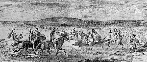 Pasture「Native Americans travelling」:写真・画像(18)[壁紙.com]