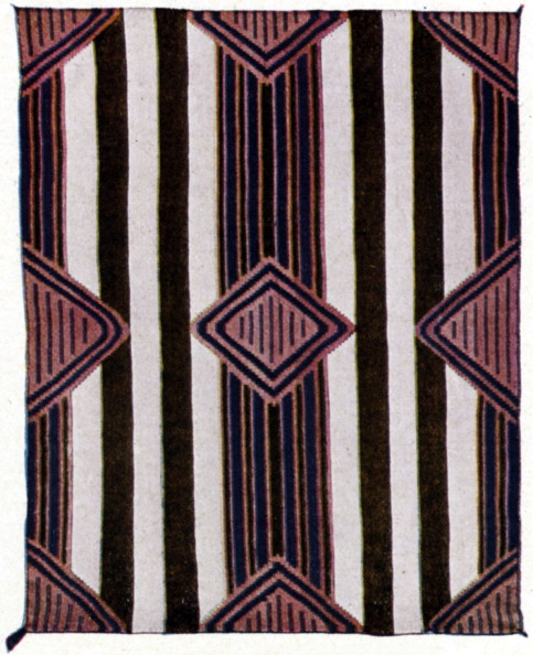 Navajo Culture「Native American chief 's blanket - woven by the Navajo tribe of New Mexico.」:写真・画像(17)[壁紙.com]