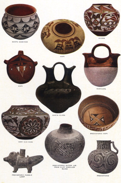 Pottery「Native American clay pottery」:写真・画像(1)[壁紙.com]