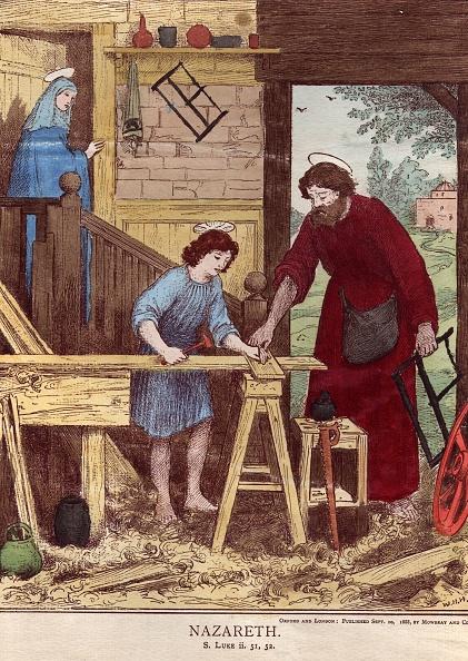 Religion「Woodwork Lesson」:写真・画像(18)[壁紙.com]
