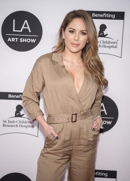 Brittney Palmer「2020 LA Art Show Opening Night」:写真・画像(17)[壁紙.com]