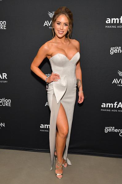Brittney Palmer「amfAR GenCure Solstice 2018 - Arrivals」:写真・画像(0)[壁紙.com]