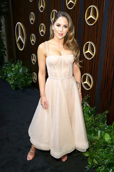 Brittney Palmer「Mercedes-Benz USA Awards Viewing Party At Four Seasons, Beverly Hills, CA」:写真・画像(8)[壁紙.com]