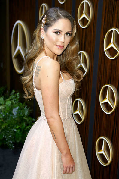 Brittney Palmer「Mercedes-Benz USA Awards Viewing Party At Four Seasons, Beverly Hills, CA」:写真・画像(14)[壁紙.com]