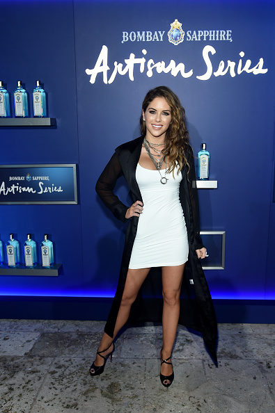 Brittney Palmer「8th Annual Bombay Sapphire Artisan Series Finale Hosted By Issa Rae」:写真・画像(4)[壁紙.com]
