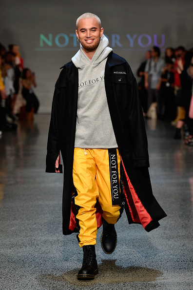 Fully Unbuttoned「Not For You (N.F.U) Contemporary Salon - Runway - New Zealand Fashion Week 2018」:写真・画像(2)[壁紙.com]