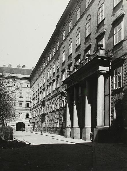 Architectural Feature「Vienna 1St District. First Courtyard In Schottenstift On Freyung. About 1935. Photograph By Martin Gerlach.」:写真・画像(10)[壁紙.com]