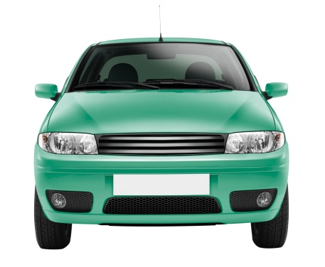 Bumper「Car front side (isolated with clipping path over white background)」:スマホ壁紙(9)