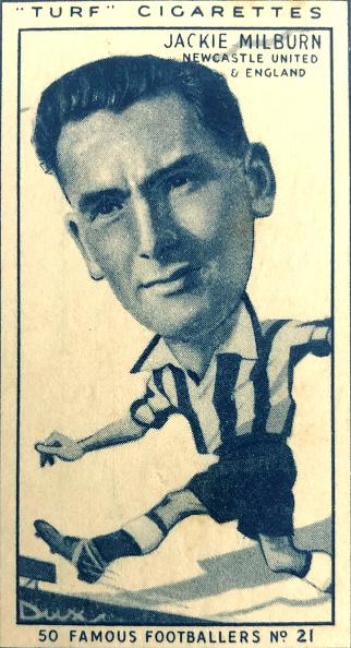 Grass「Jackie Milburn Newcastle United 1951」:写真・画像(4)[壁紙.com]