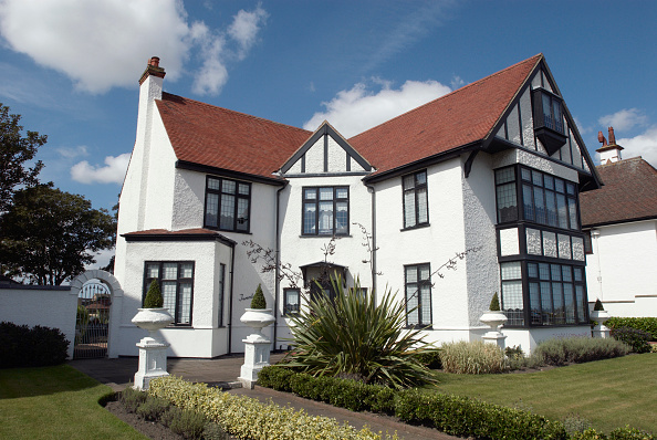 Detached House「Elegant 1930's home, Great Yarmouth, United Kingdom」:写真・画像(11)[壁紙.com]